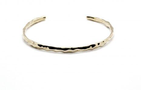Bracelet La Baroudeuse – Jonc en bronze